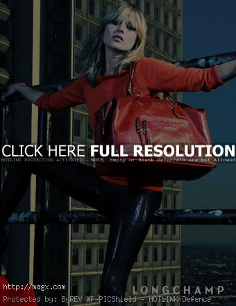 4 Kate Moss for Longchamp
