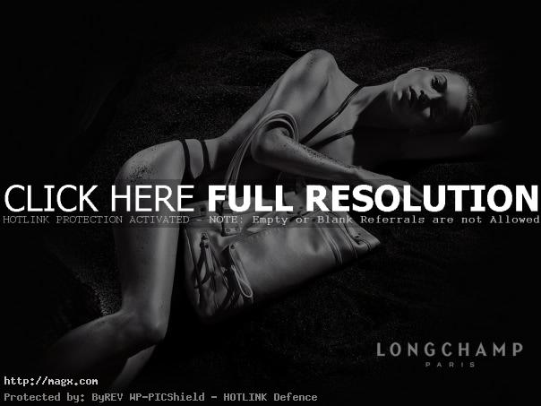 5 Kate Moss for Longchamp