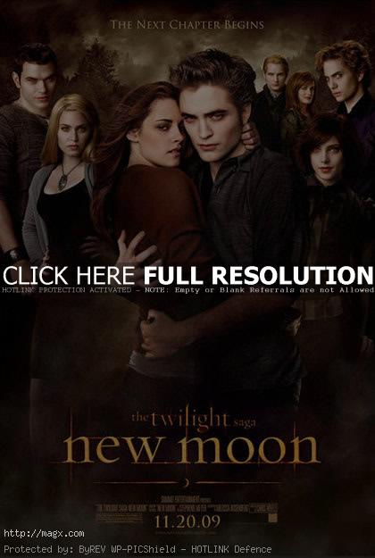 1 The Twilight Saga: New Moon
