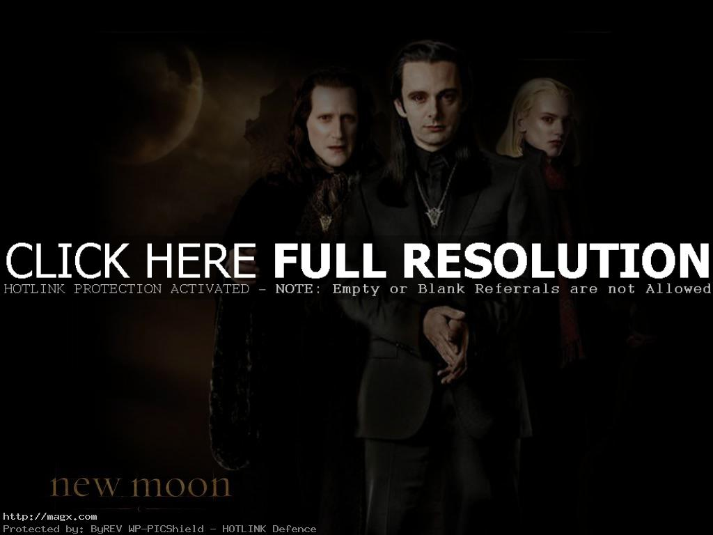 3 The Twilight Saga: New Moon