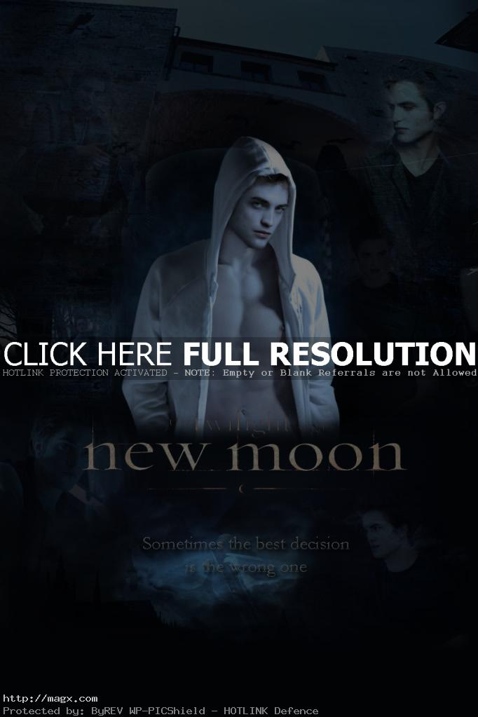 4 The Twilight Saga: New Moon