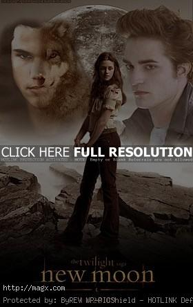 6 The Twilight Saga: New Moon