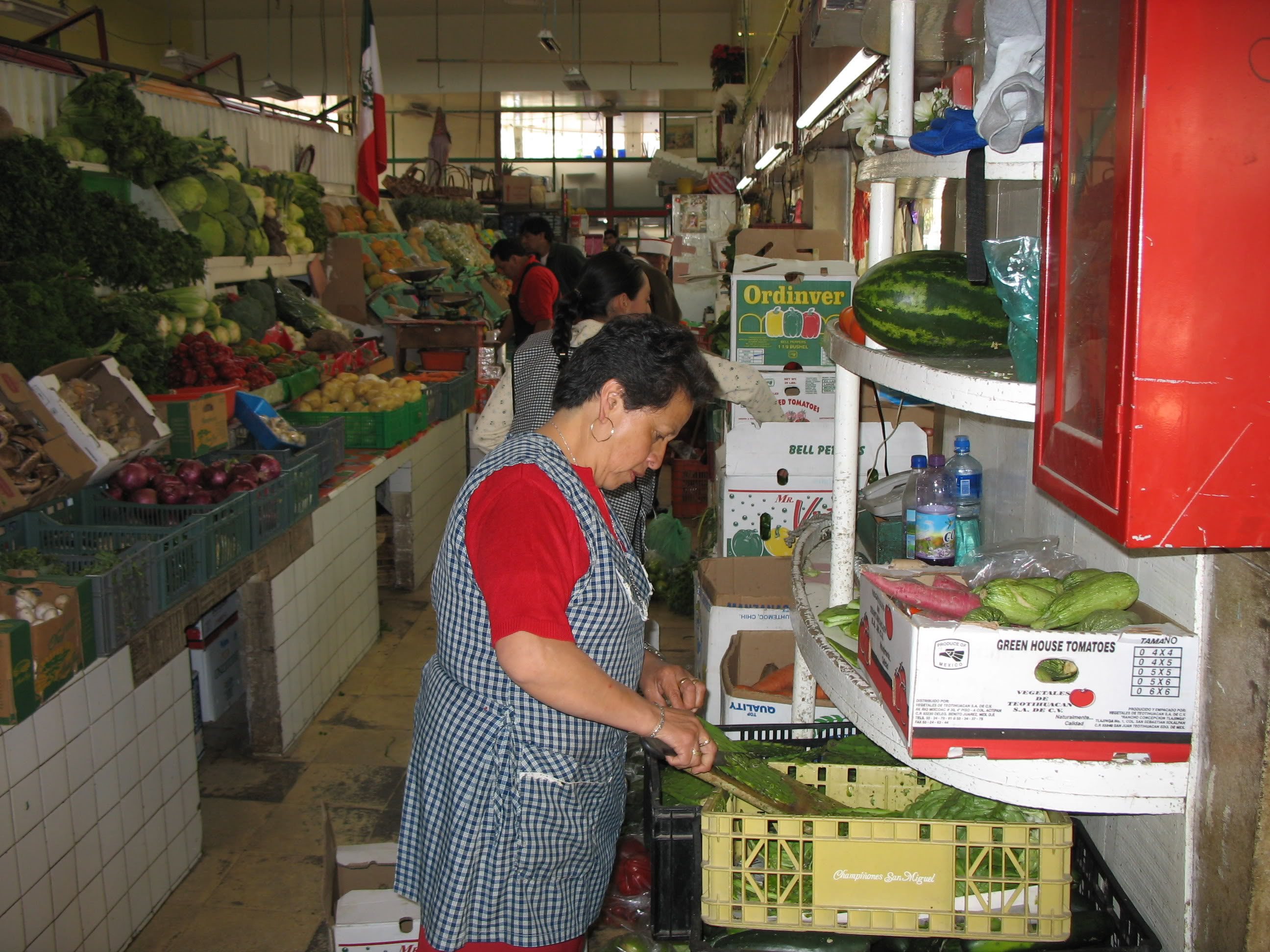 5 Mexico City Markets